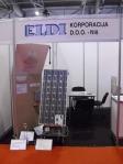 """Štand korporacija """"Eldi Solar"""" iz Niša sa proizvodom koji nosi naziv """"Solenko"""""""